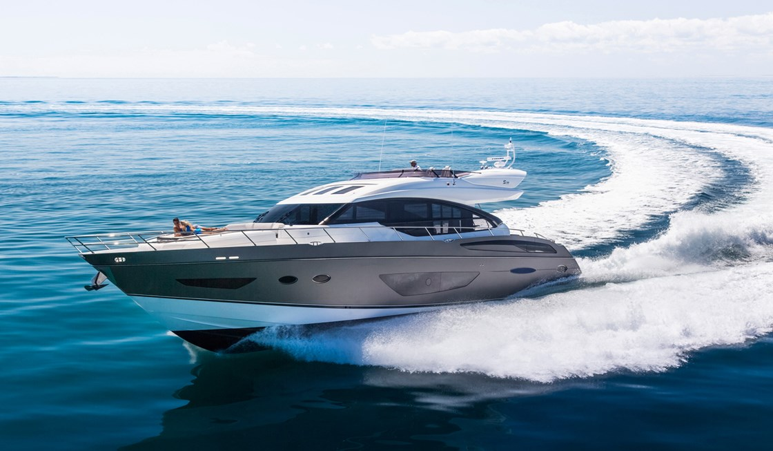 Princess Yacht S72 Yachts Dealers in Mumbai India