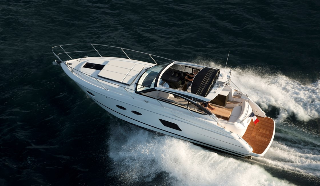 Princess Yacht V39 Yachts Dealers in Mumbai India