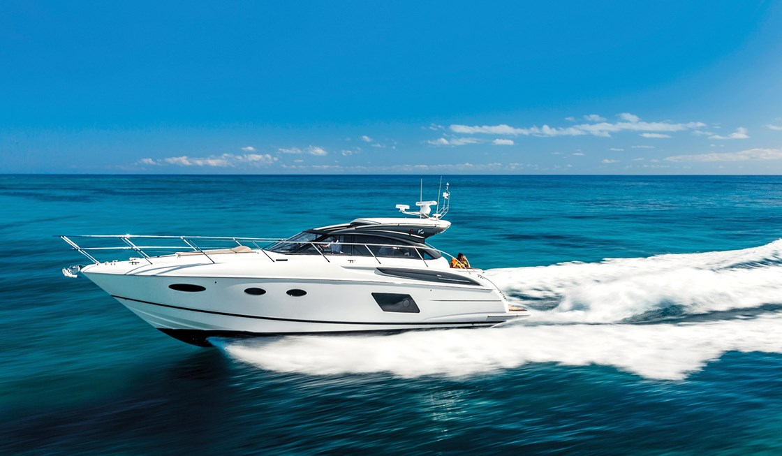 Princess Yacht V48 Yachts Dealers in Mumbai India