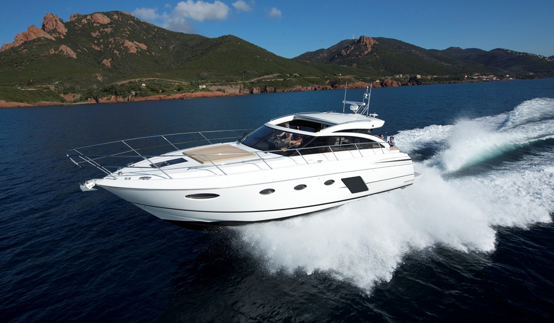 Princess Yacht V52 Yachts Dealers in Mumbai India