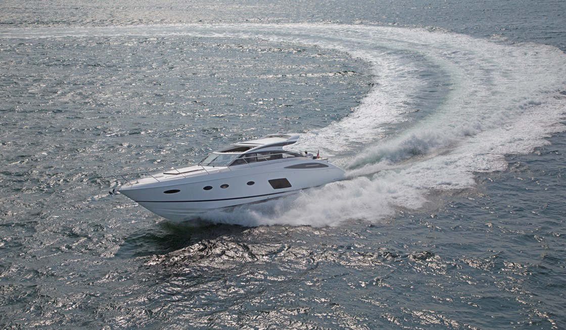 Princess Yacht V62 Yachts Dealers in Mumbai India