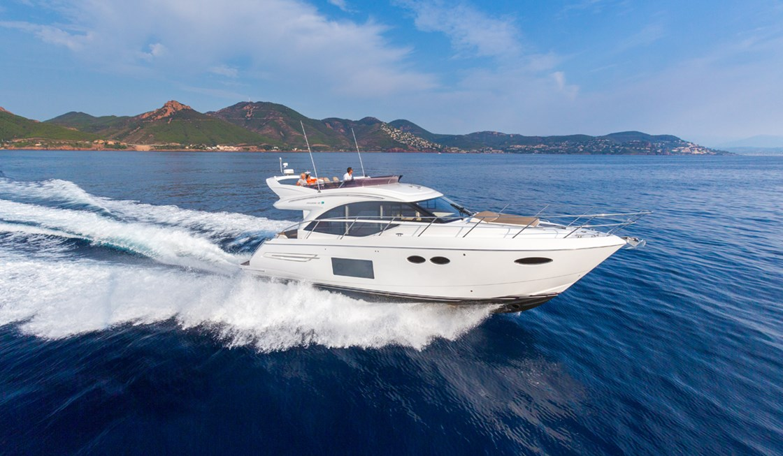 Princess Yacht 49 Motor Yachts Dealers in Mumbai India