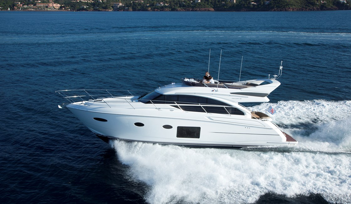 Princess Yacht 52 Motor Yachts Dealers in Mumbai India