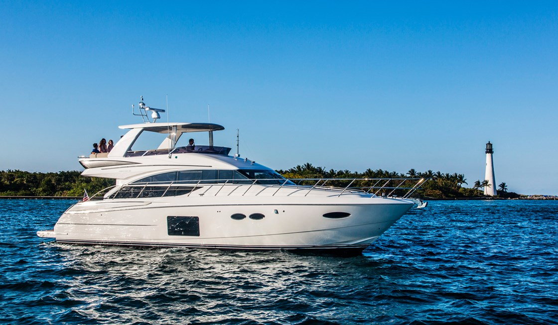 Princess Yacht 56 Motor Yachts Dealers in Mumbai India