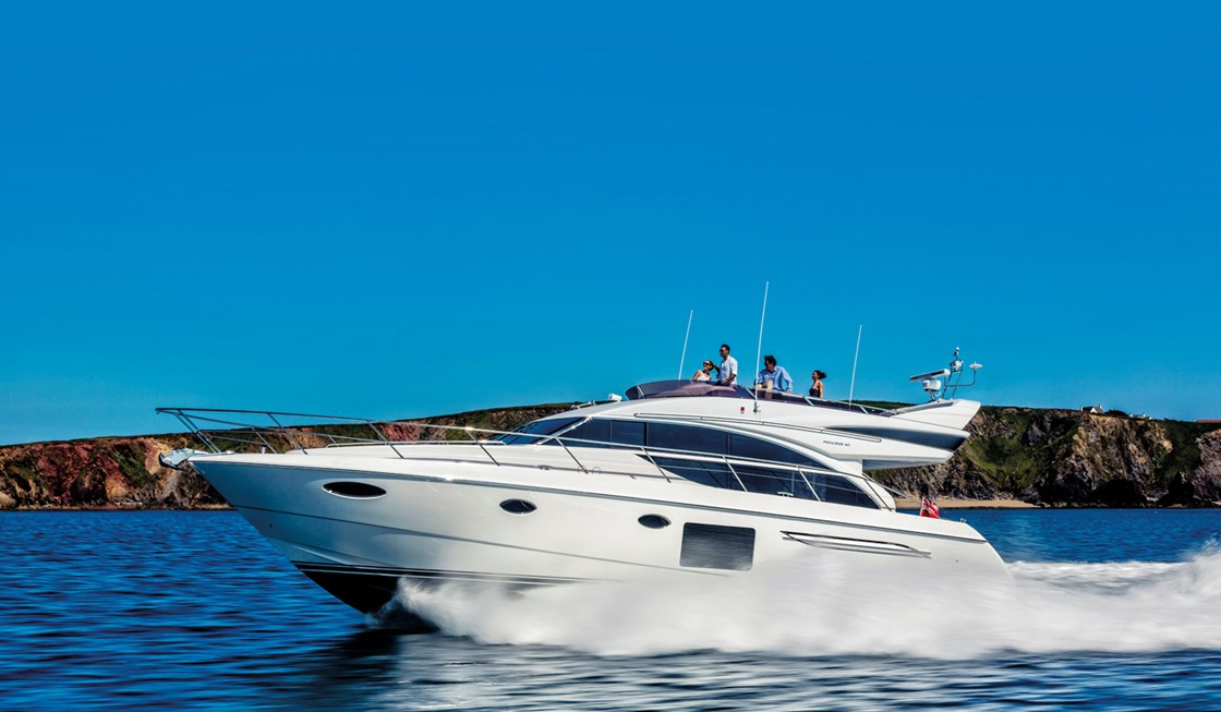 Princess Yacht 60 Motor Yachts Dealers in Mumbai India