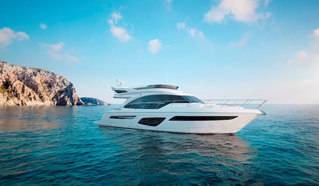 Princess Yacht 62 Motor Yachts Dealers in Mumbai India