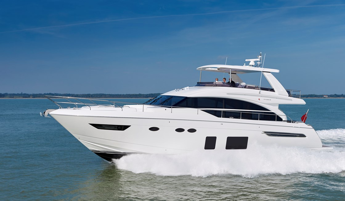 Princess Yacht 68 Motor Yachts Dealers in Mumbai India