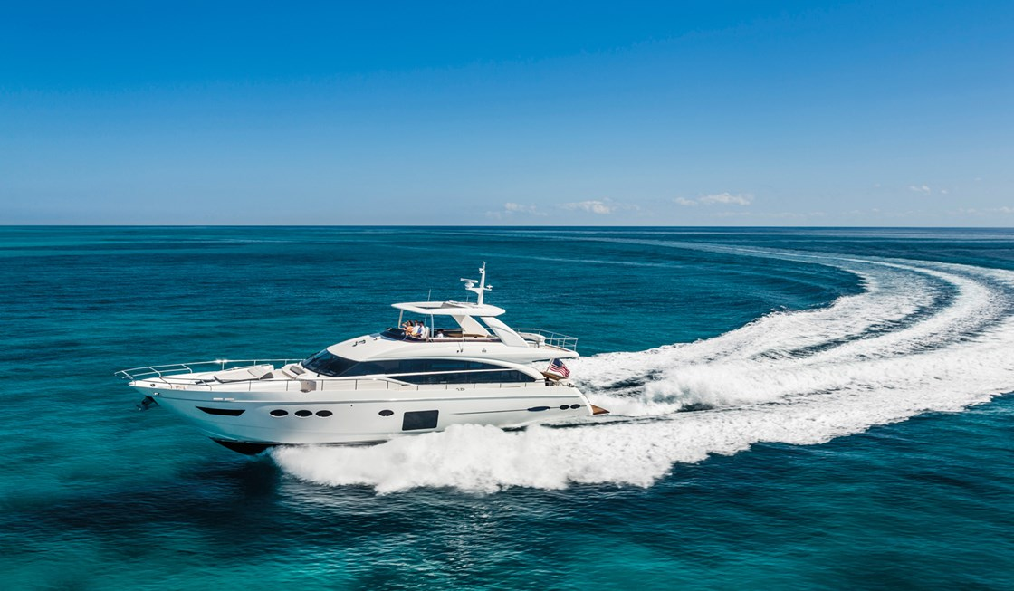 Princess Yacht 82 Motor Yachts Dealers in Mumbai India